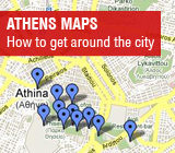 Athens Maps