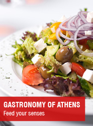 Gastronomy of Athens