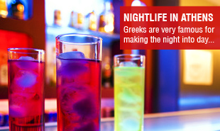 Nightlife in Athens