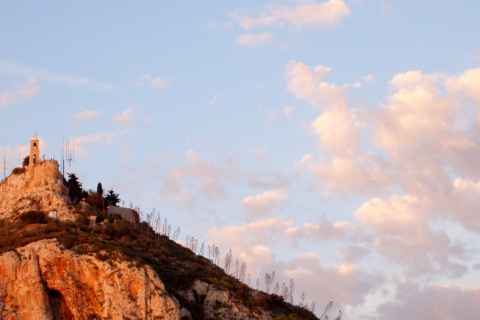 Impressions of the Lycabettus Hill