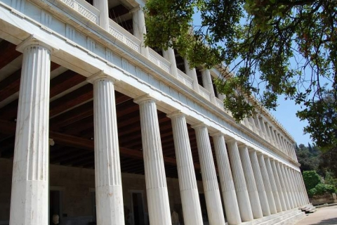 The Stoa of Attalus