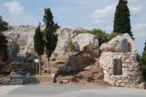 The Areopagus Hill